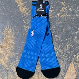 Stance NBA Orlando Magic Poly Blend Crew Socks